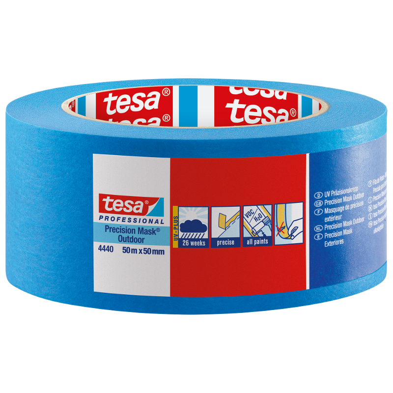 Picture of tesa 4440 Precision Outdoor Masking Tape 50mm