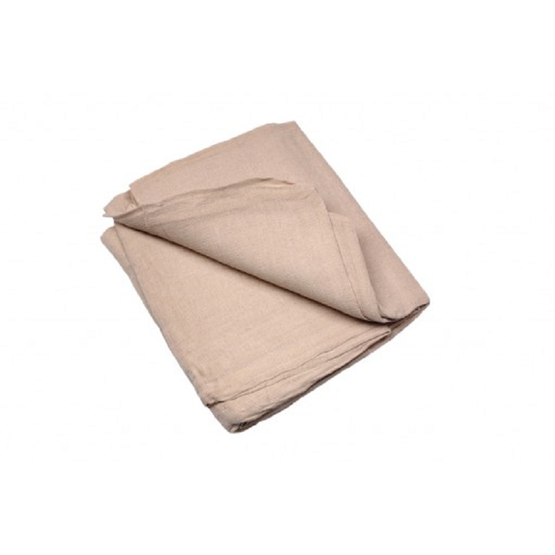 Picture of Pack of 10 x Prep Cotton Twill Dust Sheet 12' x 9'