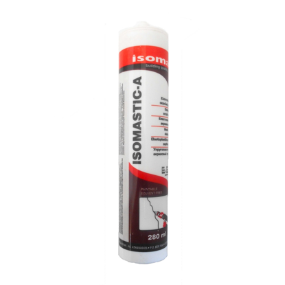 Picture of ISOMASTIC-A - Isomat Caulk White 280ml