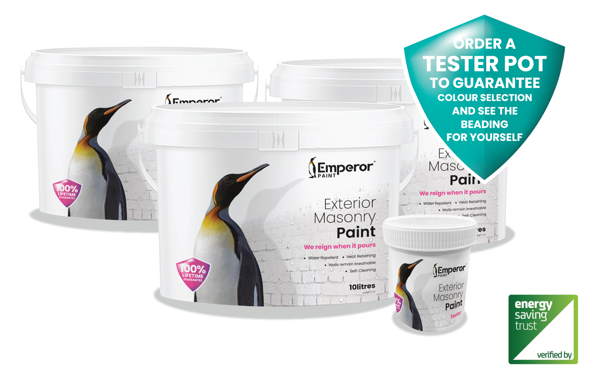 Waterproof Masonry Paint